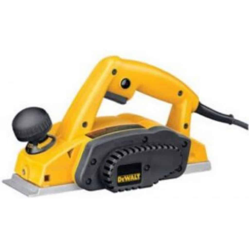 Dewalt Dw680k Power Hand Planer Review