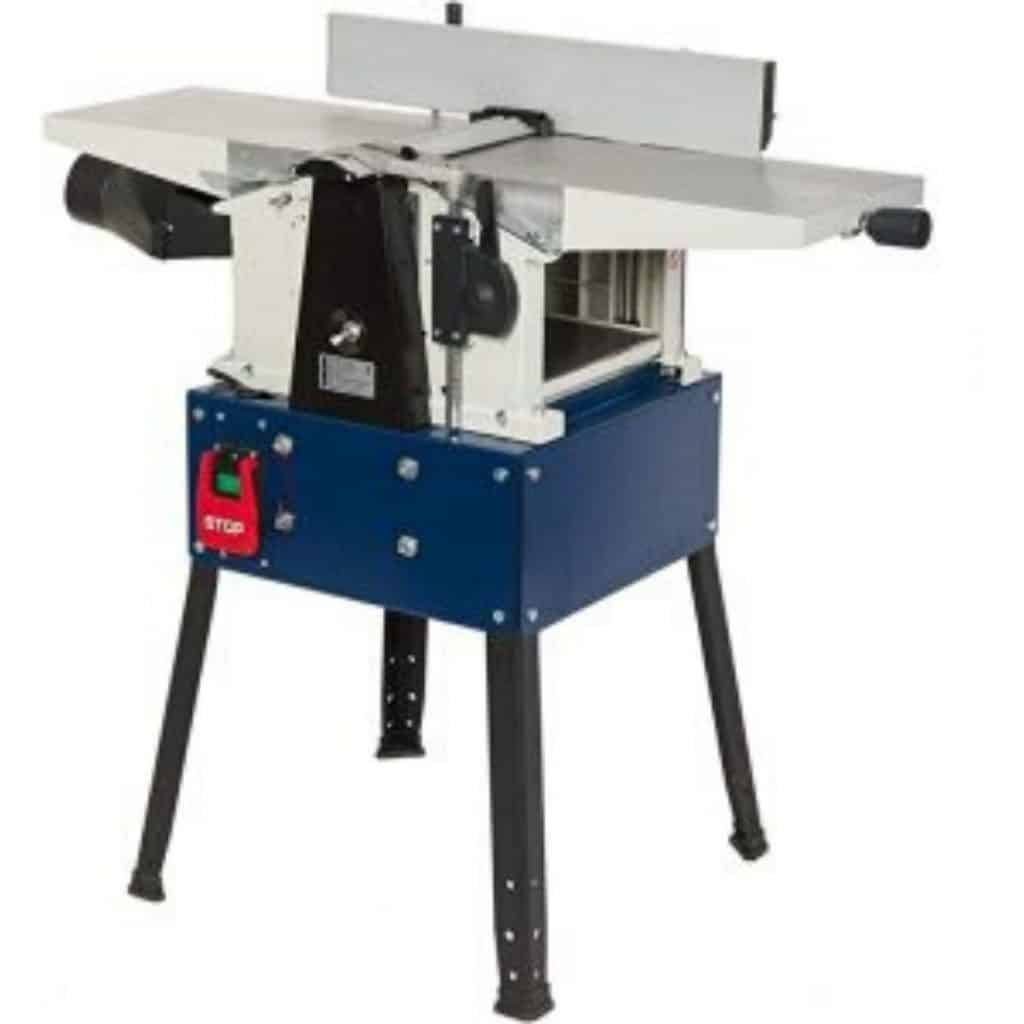 Rikon 25-010 10-inch Planer/Jointer Review