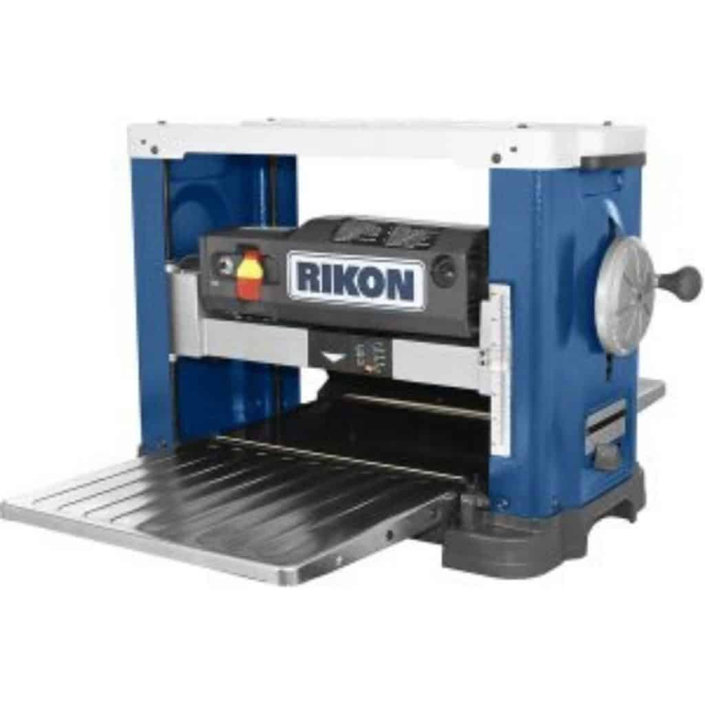 Rikon Power Tools 25-130H, 13-inch Planer Reviews